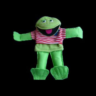 Froggy Puppet