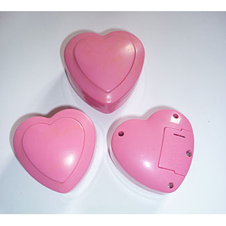 Mechanical heartbeat module