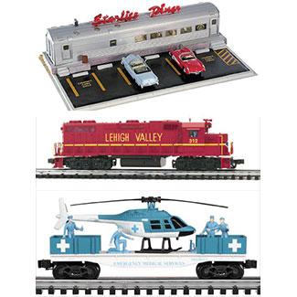 K – Line Trains