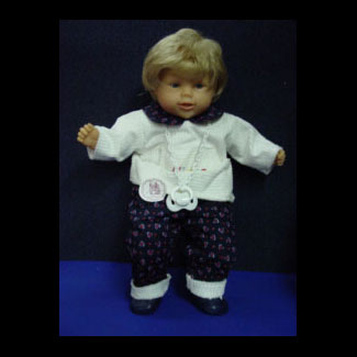 Interactive Talking Doll