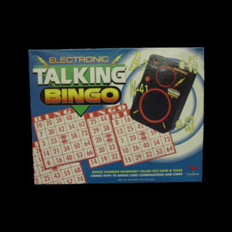 Talking Bingo