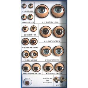 M Series Dolls Eyes