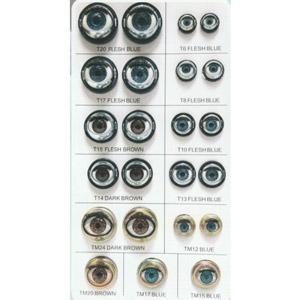 T Series Doll Eyes